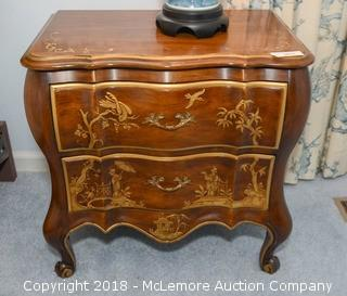 (2) Two Phyllis Andrade Bedside Tables