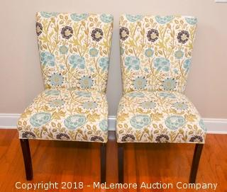 (2) Two Chairs