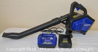 Kobalt Leaf Blower (40V Battery and Charger)