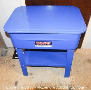 Westward 20 Gallon Parts Washer 4KTV6