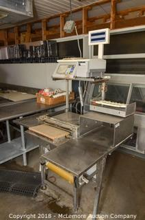 Mettler Toledo Scale/Wrapping Station