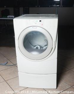 Whirlpool Duet Clothes Dryer