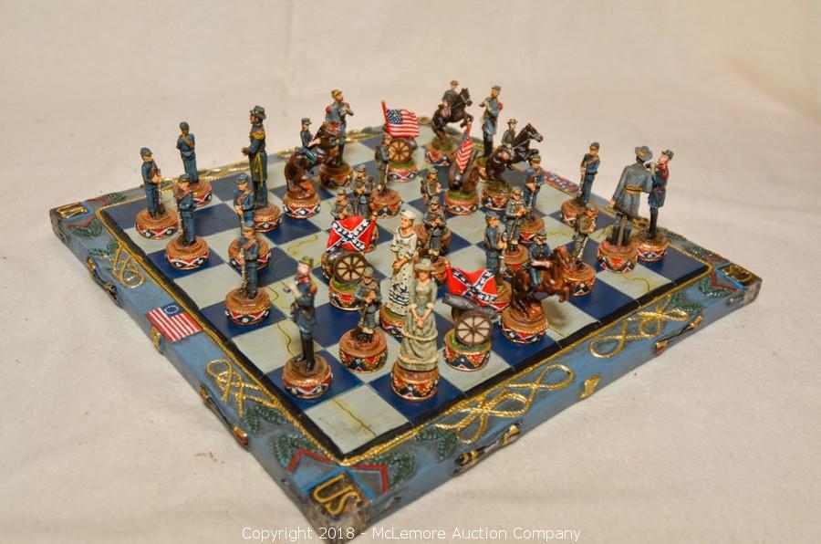 McLemore Auction Company , Auction Furniture, Antiques