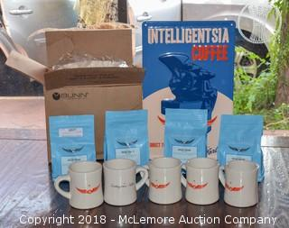 Intelligentsia Coffee Mugs, Coffee, Sign and Coffee Filters