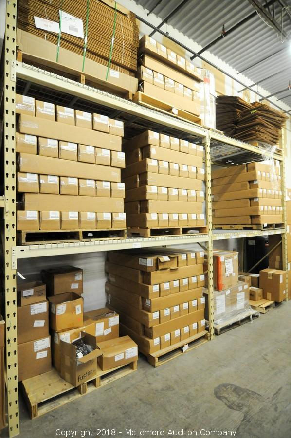 Quality Filtration Surplus Equipment, Shelving, Tools and Office Furniture Liquidation