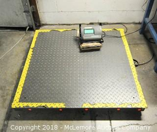 DigiWeigh Digital Scale with Pallet Plate