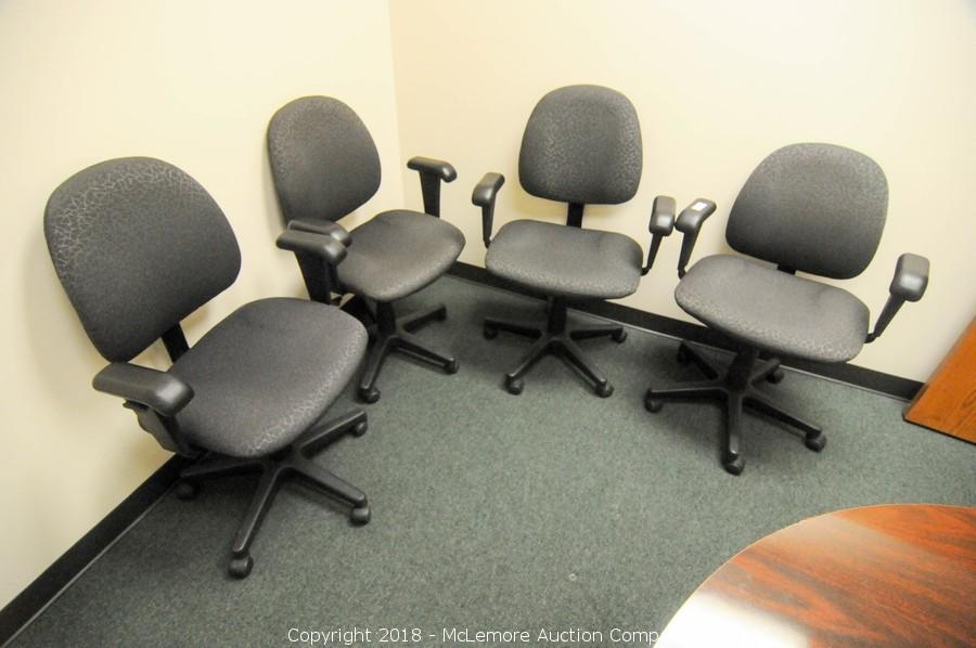 Office Chairs x 18