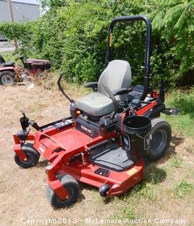 "Toro Titan HD 2000 Series 60"" Zero Turn Mower"
