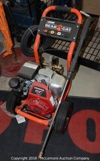 Echo BearCat 2700PSI Gas Pressure Washer