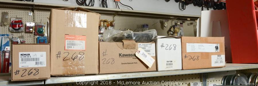 McLemore Auction Company - Auction: Nutter Equipment Business