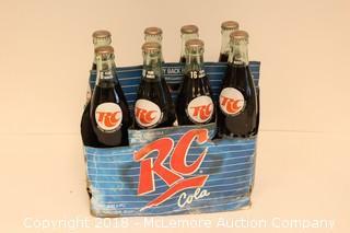 Vintage 8 Pack of RC Cola