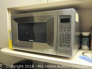 Kenmore 1100 Watt Microwave