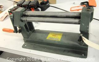 """Central Machinery 12"""" Slip Roll"""