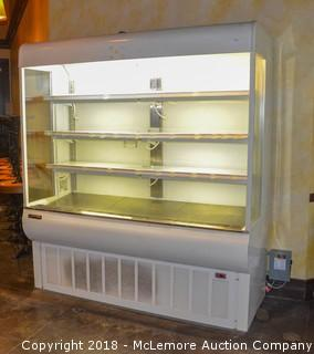 Refrigerated Cabinet Display by MasterBuilt