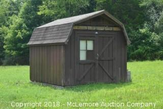 Portable Shed 10'x 12'