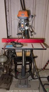 Rigid Drill Press and Stand