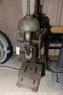 Vintage Walker Turner Electric Drill Press