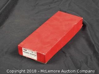 (3) Millers Falls Bearing Scraper Set No.740