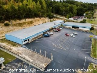 2.880± Acres with Two Commercial Buildings Totaling 16,500± sf Including Antique Store and Dollar General