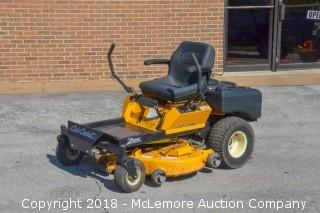 Cub Cadet Z Force Mower