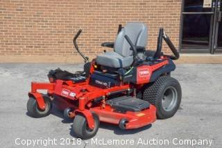 2017 Toro Titan Heavy Duty 2000 Series