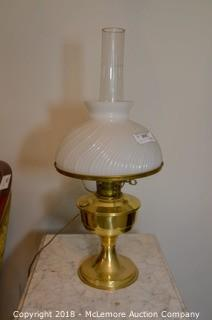 (2) Astral Style Lamps
