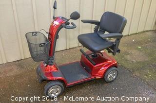 Golden Companion 4-Wheel Electric Wheelchair