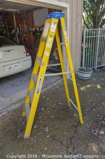Werner 6ft. Ladder