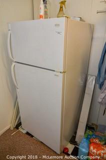 Frigidaire FRT18PRH Refrigerator/Freezer Combo