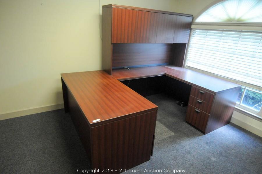 U Shaped Executive Desk Ikea Desk With Drawers