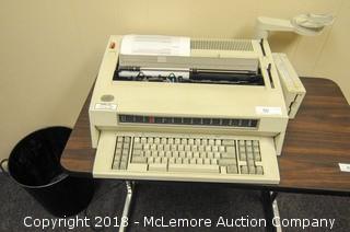 IBM Wheelwriter 70 Series II Typewriter