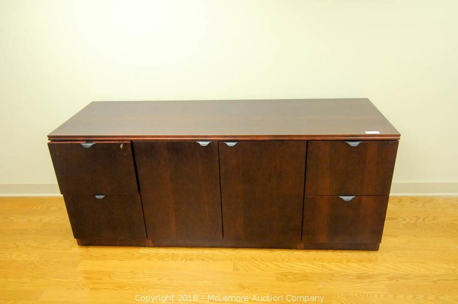 McLemore Auction Company - Auction: Lacasse Office Furniture