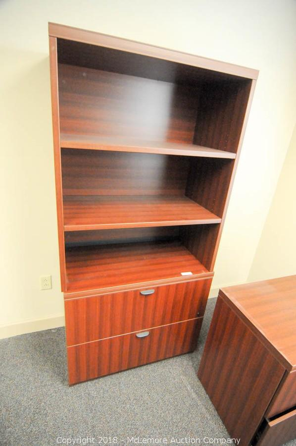 Mclemore Auction Company Auction Lacasse Office Furniture