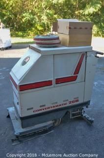 Advance Convertamatic 260B Industrial Floor Cleaner