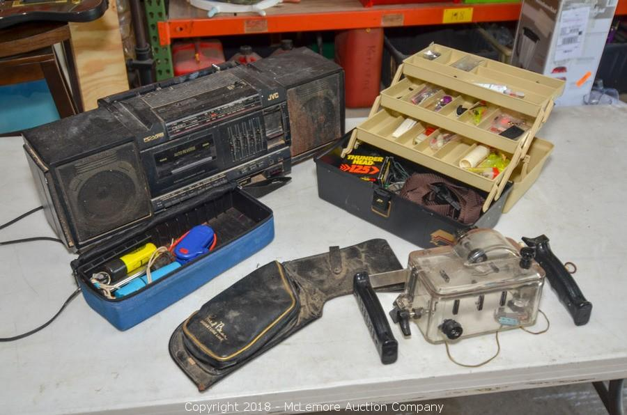 McLemore Auction Company - Auction: International 245
