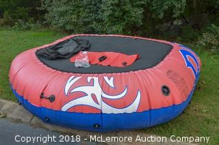 DBX Trampoline Float