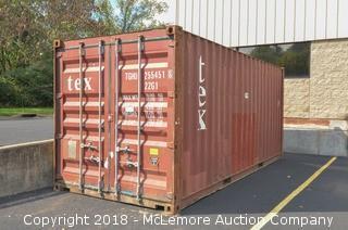 20' x 8' Storage Container