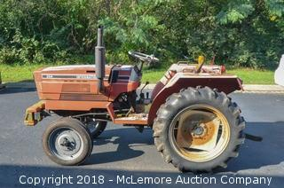 International 245 Tractor
