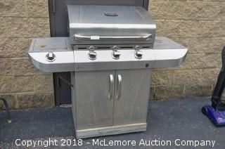 Char-Broil Commercial Infared Gas Grill