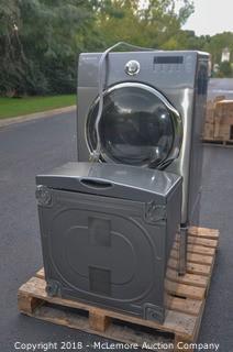 Samsung Washer and Pedestal for Dryer