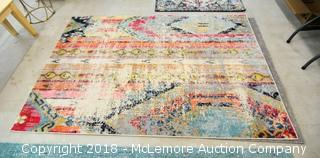 Oriental Rug, Safavieh Monaco, Color Multi, Made in Turkey