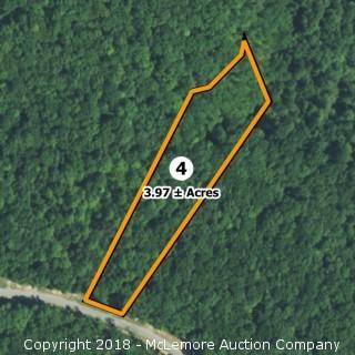 3.97± Acre Building Lot in Eagle Bluff Estates