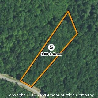 3.08± Acre Building Lot in Eagle Bluff Estates