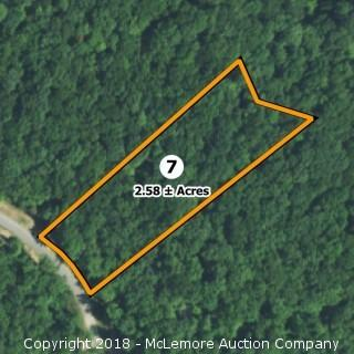 2.58± Acre Building Lot in Eagle Bluff Estates