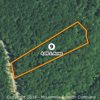 4.09± Acre Building Lot in Eagle Bluff Estates