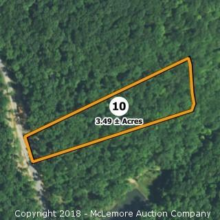 3.49± Acre Building Lot in Eagle Bluff Estates