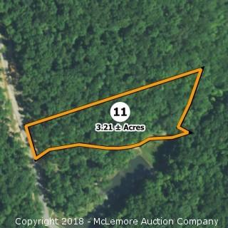 3.21± Acre Building Lot in Eagle Bluff Estates