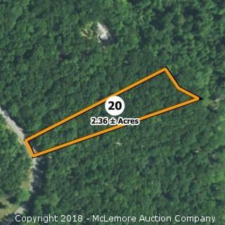 2.36± Acre Building Lot in Eagle Bluff Estates