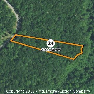 2.99± Acre Building Lot in Eagle Bluff Estates