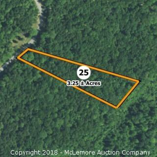 3.25± Acre Building Lot in Eagle Bluff Estates